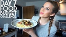 What I eat in a day VEGAN meatballs date night