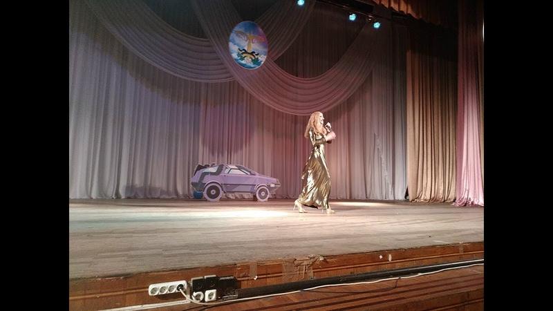 Тина Кароль (Пародист Дима Черников) Шоу пародий и двойников| КНУ технологий и дизайна| Концерт