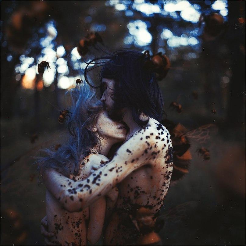 Интересный фотопроект от фотографа Ильи Кисарадова
