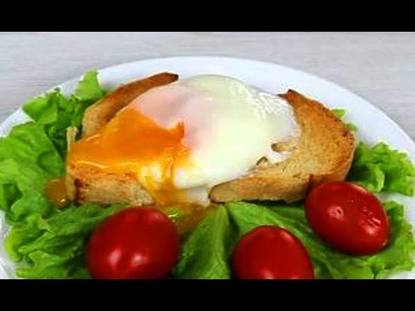 Идеальное Яйцо Пашот в микроволновке !