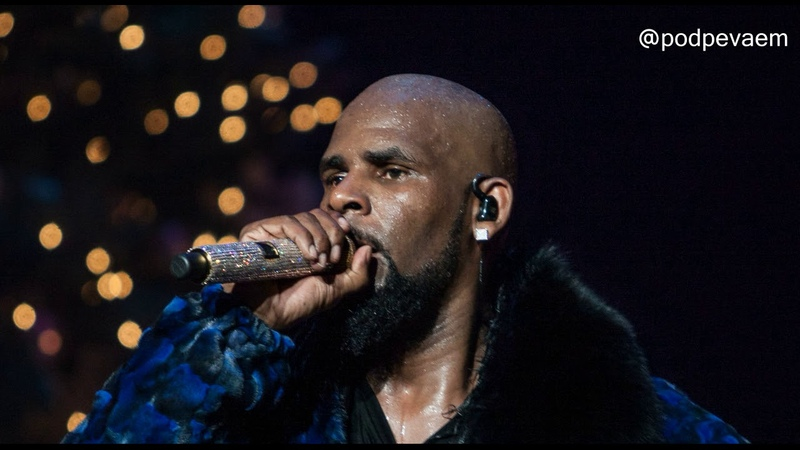 R. Kelly - I Believe I Can Fly (текст и перевод песни)
