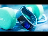 Обзор смарт-браслета Samsung Gear Fit 2 Pro