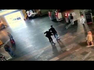 Следком опубликовал видео с резней на Курском вокзале в Москве