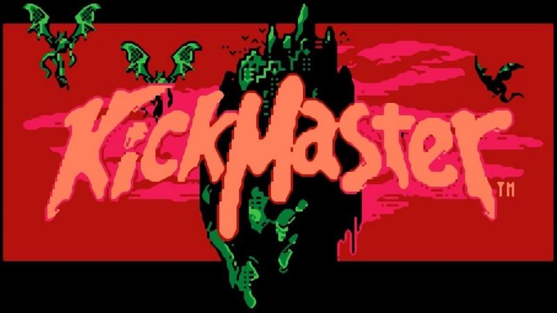 Kick Master. Dendy / NES / Famicom. прохождение