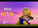 Ettie-France Mascot for Women's World Cup 2019