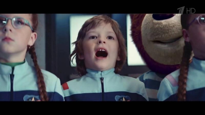 Реклама Barni | Барни - Звездный экипаж