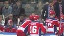 Последние минуты матча ЦСКА - Магнитка (1:3)