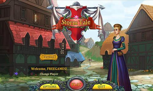 Повесть о буре | Storm Tale (En)