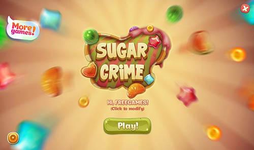 Сахарное преступление | Sugar Crime (En)