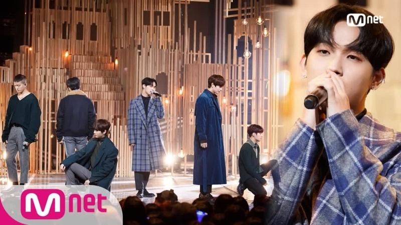 [M!COUNTDOWN] 15.11.2018: BTOB - Beautiful Pain (Comeback Stage   EP.596)
