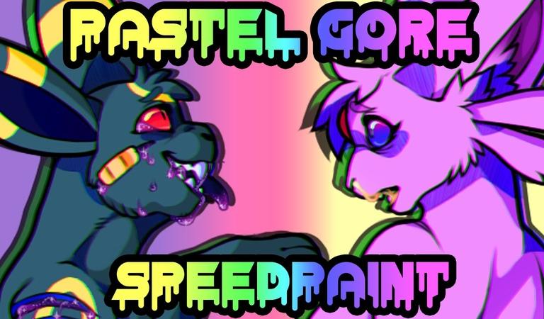 Celestial Blood Twins Speedpaint (1K Subs Special!)