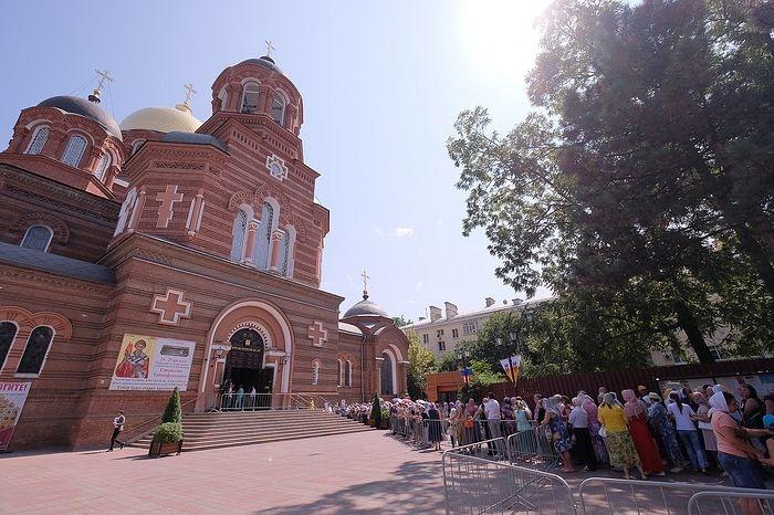 Мощи Спиридона Тримифунтского 2018: график пребывания в России, где находятся