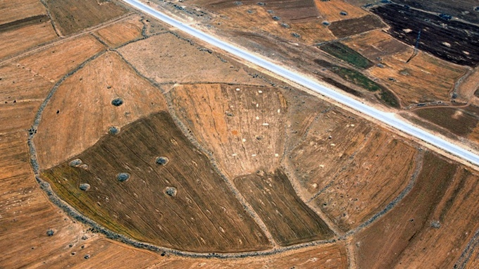 каменные круги иордании