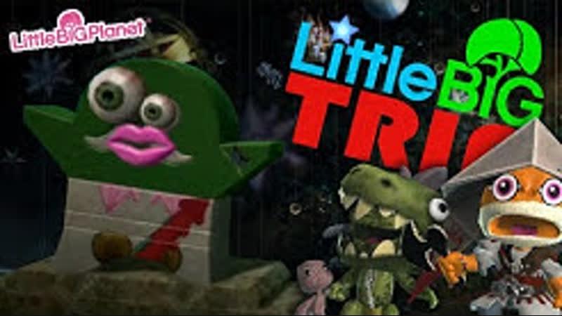 Оккупай педофиляй LittleBigTrip 16