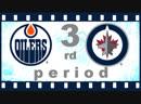 NHL 2018―2019. REGULAR SEASON. 16 ОКТЯБРЯ 2018. EDMONTON OILERS VS WINNIPEG JETS 3―RD PERIOD