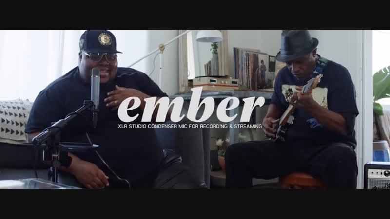 Конденсаторный XLR-микрофон Blue Ember