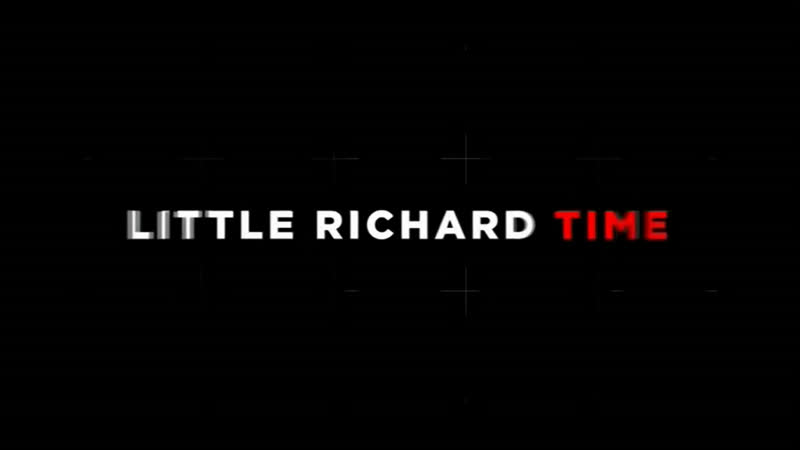 LITTLE RICHARD TIME 2018 ON BRIDGE TV CLASSIC