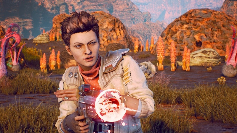 The Outer Worlds - New Gameplay from E3 2019 - PS4, Xbox One, PC