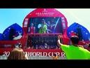 ✨Art ballet ISADORA✨FIFA FAN FEST ❤ WORLD CUP 2018
