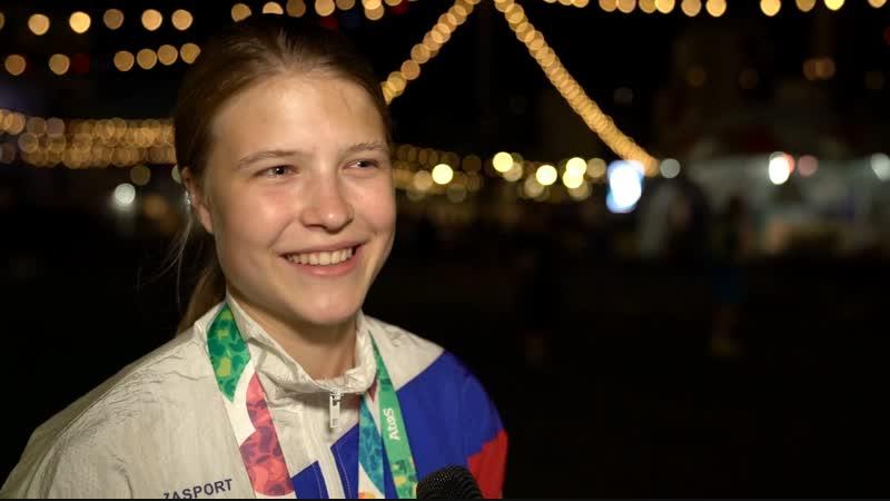 Анна Чернышёва: «На последней секунде пропустила балл: очень расстроилась»