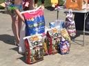 В городе Конаково состоялась акция День счастливой собаки.