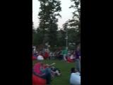 Нонна Гришаева в Одинцовском парке
