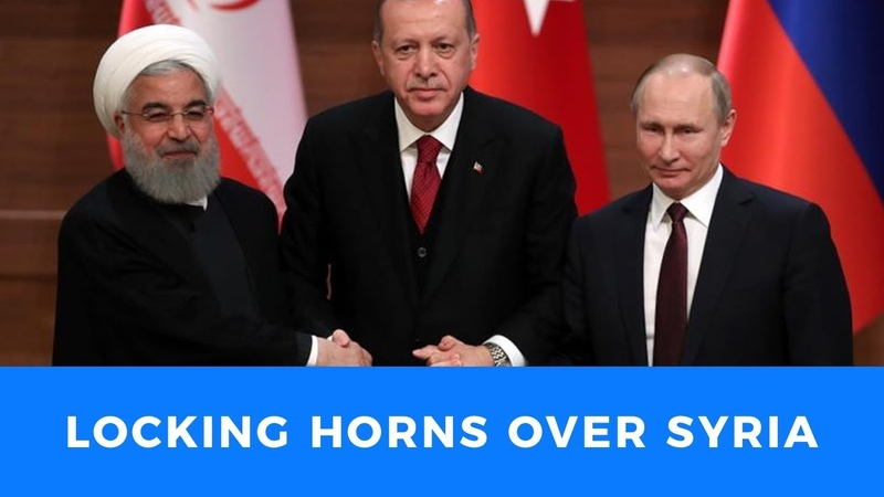 Russia locks horns with Turkey in Astana, as U.S. prepares false flag attack in Syria