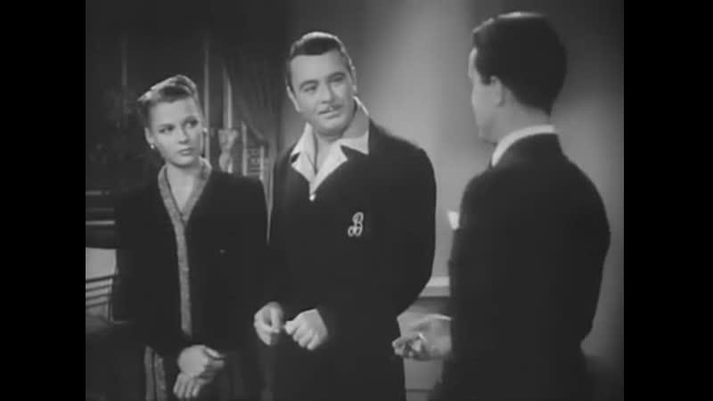 Honeymoon for Three (1941)