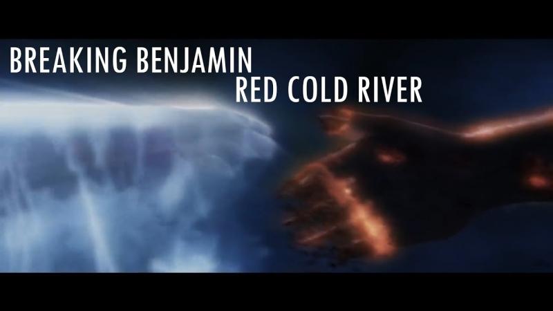 BREAKING BENJAMIN - RED COLD RIVER   「ПЕРЕВОД」「RUS SUB」