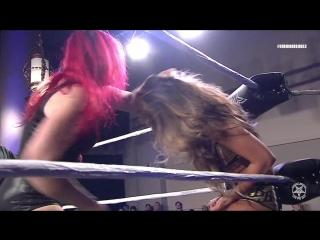 Britt Baker vs. Saraya Knight