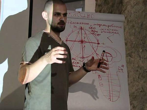 Зоркин. Вводная лекция Искусство и реальность 2012