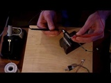 Installing the EMG LJVX + PAX Victor Wooten Pickup Set &amp Michael Pope Flexcore Preamp - Step 1