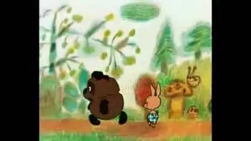 Really Funny Stuff_ Winnie Puhh in English parody with strong russian accent - Comedy edition [2010]