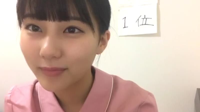 181020 Showroom - HKT48 Team H Tanaka Miku 2141