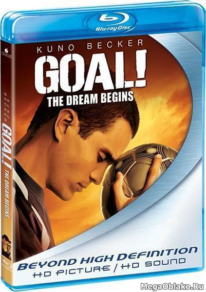 Гол! / Goal! The Dream Begins (2005/BDRip/HDRip)