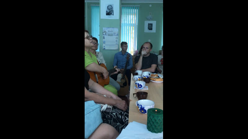 Бардівська пісня