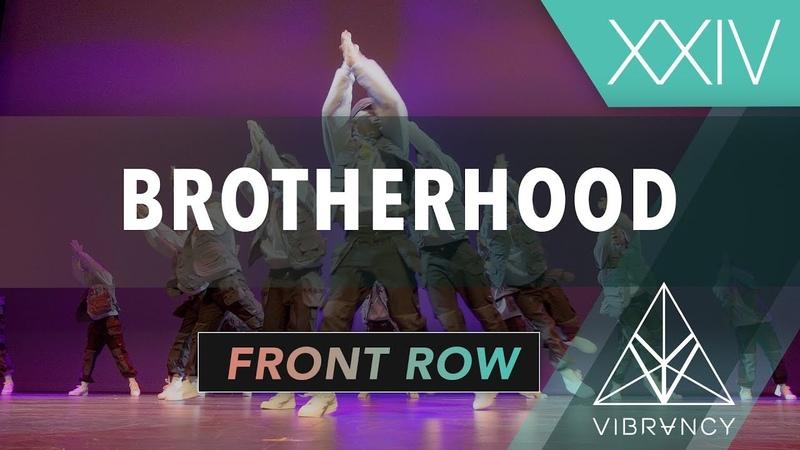 [1st Place] Brotherhood | Vibe XXIV 2019 [@VIBRVNCY Front Row 4K]