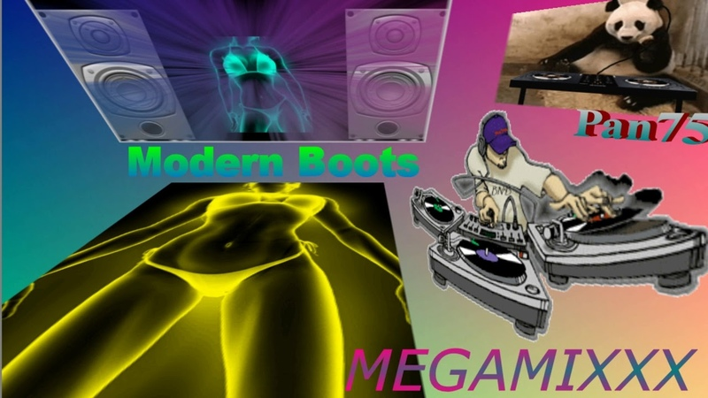 MegamiX MODERN Boots