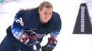 Coyne Schofield AMAZING Speed in 2019 NHL All Star Fastest Skater Competition
