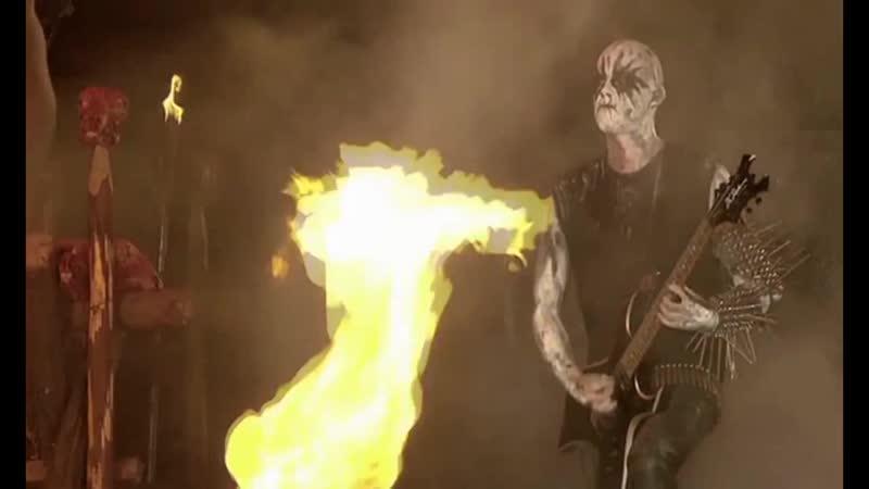 Gorgoroth - Prosperity and Beauty (Live @ Wacken Open Air 2008)