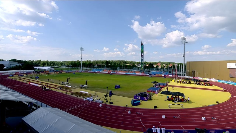 European Youth Championships Gyor 2018 - Day 3 Evening (NOT WHOLE)