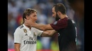 Look what Happened Between Luka Modric Higuain in a Friendly Match 2018