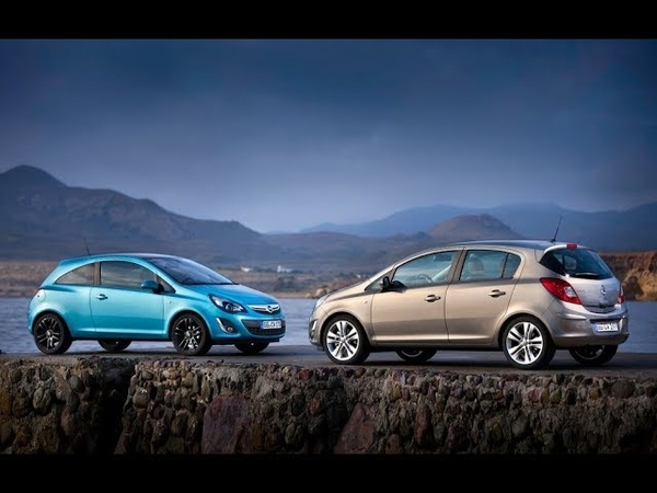 Opel Corsa D eva коврики в салон evabel.ru