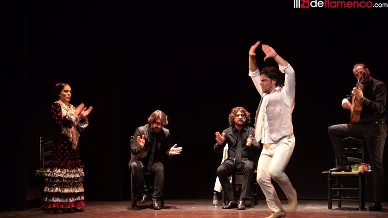 Iván Vargas Alba Heredia en Teatro Flamenco Madrid