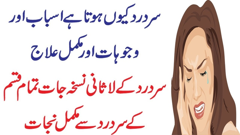 Sar Dard Ka Ilaj  100 Result Alarming Headache Types and Self Prevention at Home