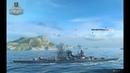 WOWs Blitz Ивентный Крейсер Mogami Обкатка Обзор в прямом эфире