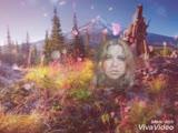 слайд-шоу Татьяна музыка Милен Фармер l'amour n'est rien (минус)