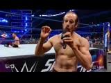 Sami Zayn vs Aiden English WWE Smackdown Live 5 9 17
