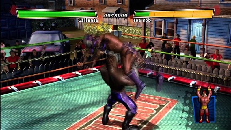 Hulk Hogan Main Event Kinect Part 1