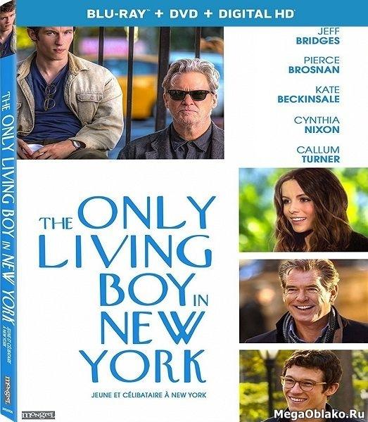 Единственный живой парень в Нью-Йорке / The Only Living Boy in New York (2017/BDRip/HDRip)